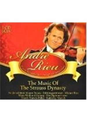 Andre Rieu - The Music of the Strauss Dynasty (Music CD)