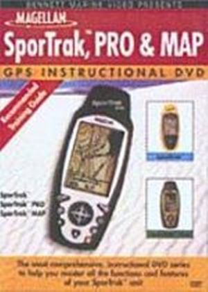 GPS Instruction On The Magellan: Sportrak, Pro And Map