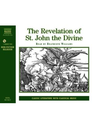 Heathcote Williams - The Revelation Of St. John The Divine
