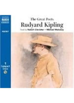 Rudyard Kipling - The Great Poets (Hardy, Glenister, Critchlow)