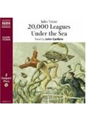 Jules Verne - 20,000 Leagues Under The Sea (Carlisle)
