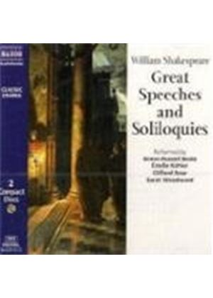 William Shakespeare - Great Speeches And Soliloquies