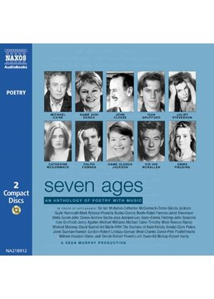 VARIOUS COMPOSERS - 7 Ages Of Man [With Book]