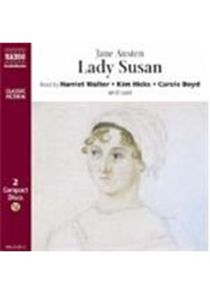 Jane Austen - Lady Susan (Unabridged) (Walter, Hicks, Boyd)