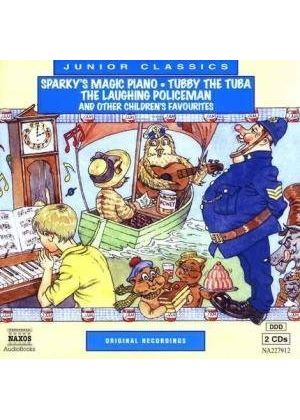 Various Artists - Sparkys Magic Piano And Other Classic Recordings For Childr (Music CD)
