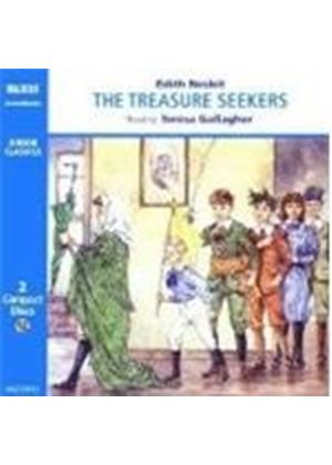 Edith Nesbit - The Treasure Seekers (Gallagher)
