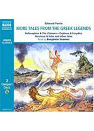 More Tales From The Greek Legends - More Tales From The Greek Legends (Soames) (Music CD)