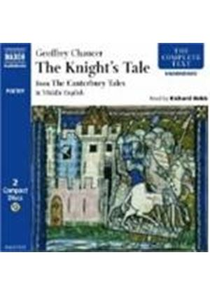 Geoffrey Chaucer - The Knight's Tale [In Middle English] (Bebb)