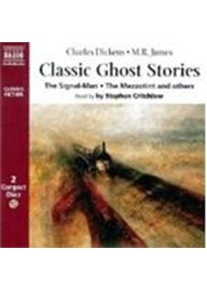 Dickens/James - Classic Ghost Stories (Critchlow)