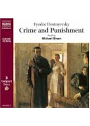 Fyodor Mikhail Dostoyevsky - Crime And Punishment (Sheen)