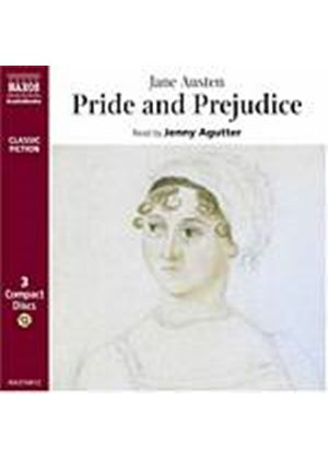 Jane Austen - Pride And Prejudice (Agutter) (Music CD)