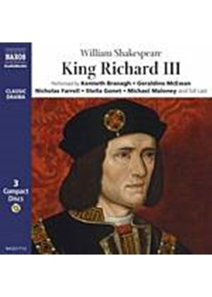 William Shakespeare - Richard III (Branagh) (Music CD)