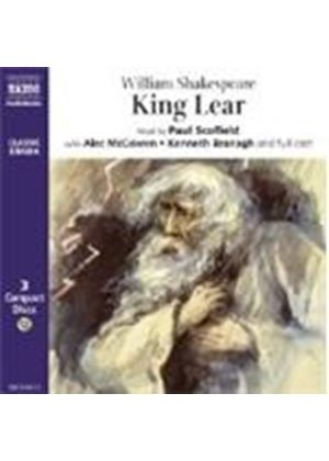 William Shakespeare - King Lear (Paul Scofield, Alec McCowen, Kenneth Branagh)