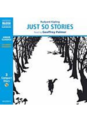 Rudyard Kipling - Just So Stories (Palmer) (Music CD)