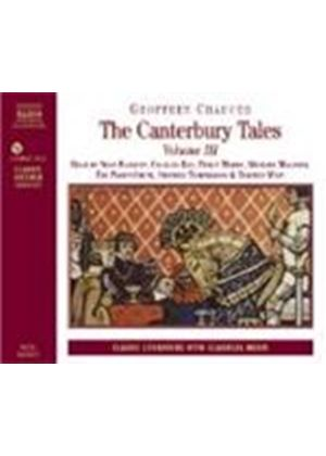 Geoffrey Chaucer - The Canterbury Tales Vol. 3