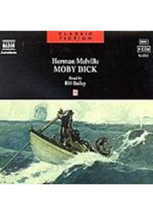Herman Melville - Moby Dick (Classic Fiction) [Abridged] [Audiobook] [Compilation] (Audio CD)