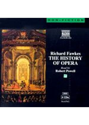 Richard Fawkes - The History Of Opera (Music CD)