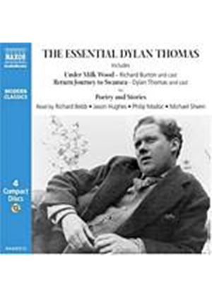 Dylan Thomas - The Essential... (Burton, Thomas) (Music CD)