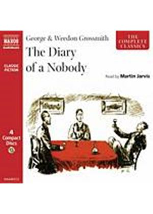 George And Weedon Grossmith - The Diary Of A Nobody (Jarvis) (Music CD)