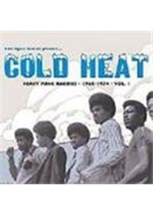 Various Artists - Cold Heat (Heavy Funk Rarities 1968-1974)