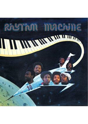 Rhythm Machine - Rhythm Machine (Music CD)