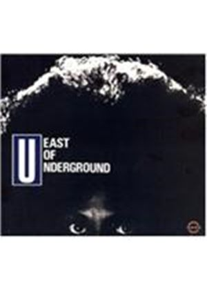 East of Underground - Hell Below (Music CD)