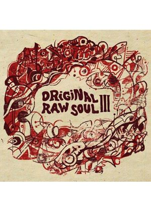 Various Artists - Original Raw Soul III (Music CD)