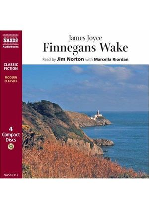 JAMES JOYCE - Finnegan's Wake (Norton, Riordan)