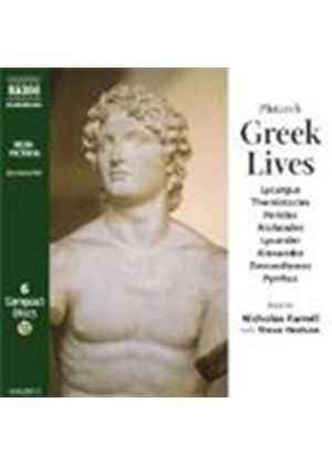 Plutarch - Greek Lives (Farrell)