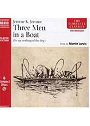 Jerome K. Jerome - Three Men In A Boat (Jarvis) (Music CD)