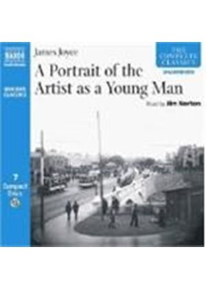JAMES JOYCE - A Portrait Of The Artist As A Young Man (Norton)
