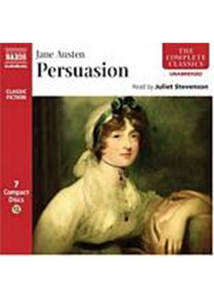 Jane Austen - Persuasion (Stevenson) (Music CD)