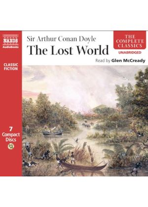 Arthur Conan Doyle - The Lost World (McCready)