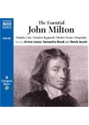 John Milton - The Essential John Milton (Lesser, Bond, Jacobi)