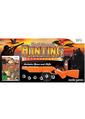 North American Hunting and Gun Bundle (Wii)