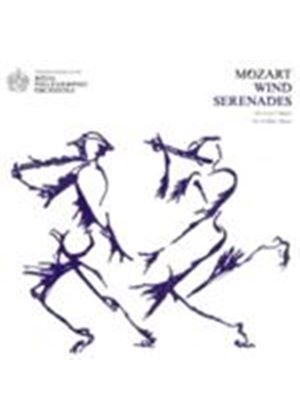 Mozart: Wind Serenades Nos 10 & 12 (Music CD)