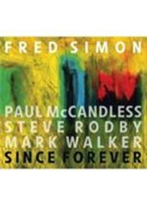 Fred Simon - Since Forever (Music CD)