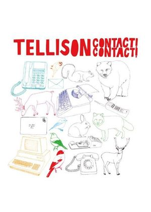 Tellison - Contact! Contact! (Music CD)
