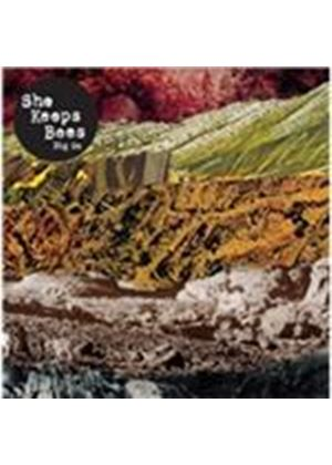She Keeps Bees - Dig On (Music CD)