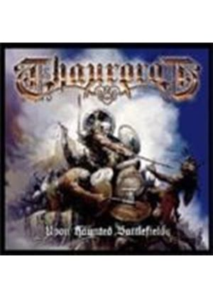 Thaurorod - Upon Haunted Battlefields (Music CD)