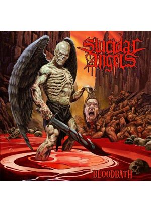Suicidal Angels - Bloodbath (Music CD)