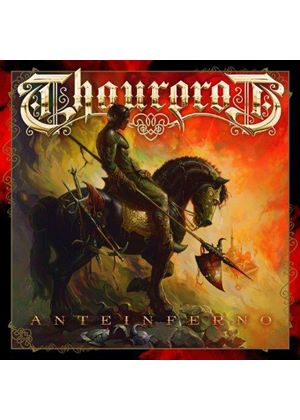 Thaurorod - Anteinferno (Music CD)