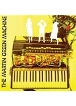 Martin Green Machine (The) - First Sighting (Music CD)