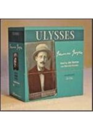 JAMES JOYCE - Ulysses [Unabridged] [22 CDs]