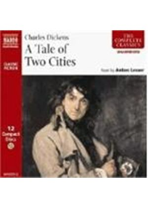 Charles Dickens - A Tale Of Two Cities (Lesser) [12CD]