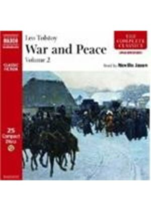 Leo Tolstoy - War And Peace Vol. 2 (Jason) [26CD]