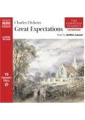 Charles Dickens - Great Expectations (Lesser) [15CD]