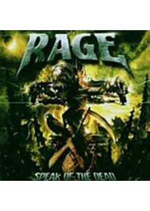Rage - Speak Of The Dead [Digipak] (Music CD)