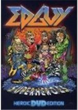Edguy - Superheroes [Amaray Case]