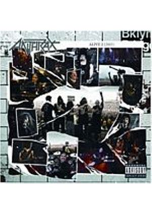 Anthrax - Alive 2 [CD + DVD] (Music CD)